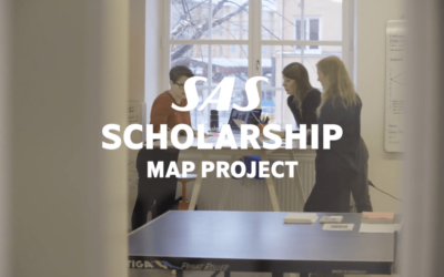 Map Project (now Addressya) wins SAS Scholarship!